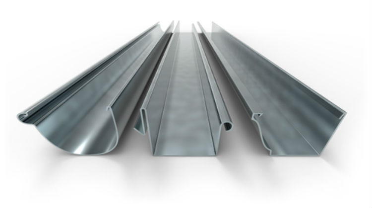 Creswell MD - Types of gutter